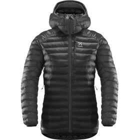 Haglöfs W's Essens Mimic Hood Jacket Slate